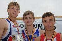Lees meer: Volledig vlaams podium op BK meerkamp CAD jongens