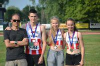 Lees meer: Sara en Pieter Vlaams kampioen Meerkamp!